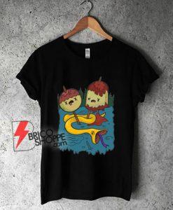 Princess-Bubblegum's-rock-T-shirt