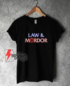 Law-And-Mordor-T-Shirt