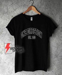 1D Anniversary Crewneck Shirt