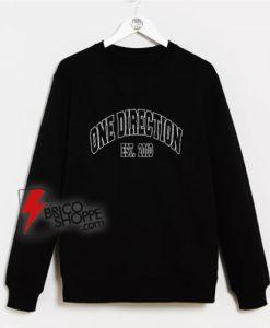 1D Anniversary Crewneck Sweatshirt