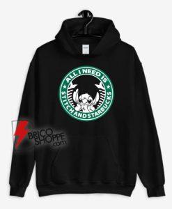 All-I-need-is-Stitch-and-Starbucks---Lilo-And-Stitch-Starbucks-Hoodie