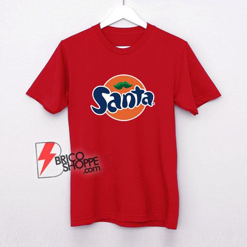 SANTA-POP-Shirt