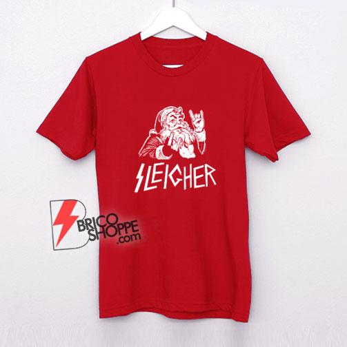 Sleigher-Santa-Shirt