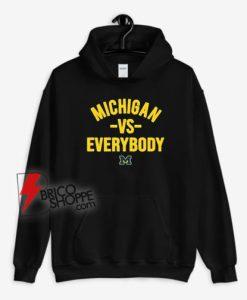 University-Of-Michigan-vs-Everybody-Hoodie