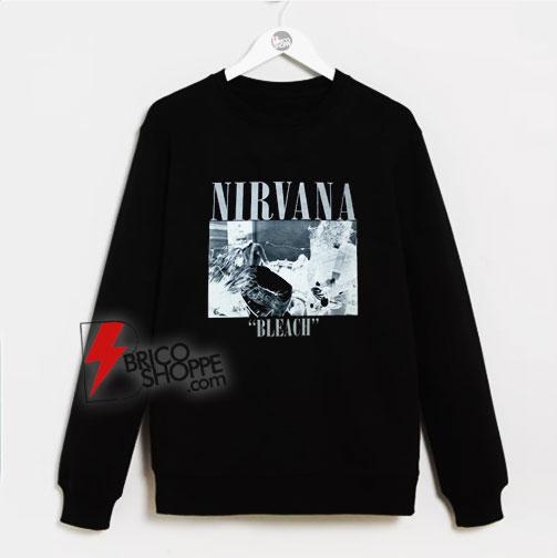 Vintage-Rare-Nirvana-Bleach-Kurt-Cobain-Sweatshirt