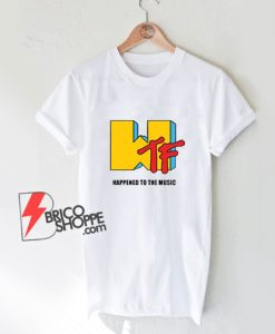 WTF-Happened-To-The-Music-T-Shirt